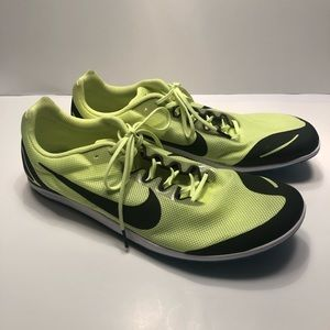 Men's Nike Racing Shoes Size 15 NEW
